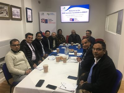 BME business event on Brexit