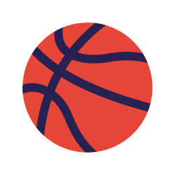 An image of a basketball