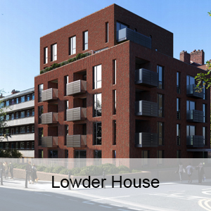 Lowder House CGI