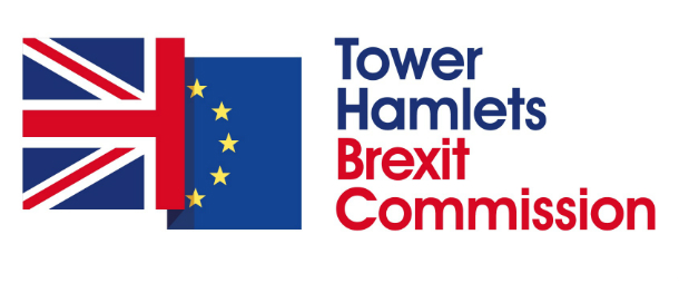 Brexit Commission logo website