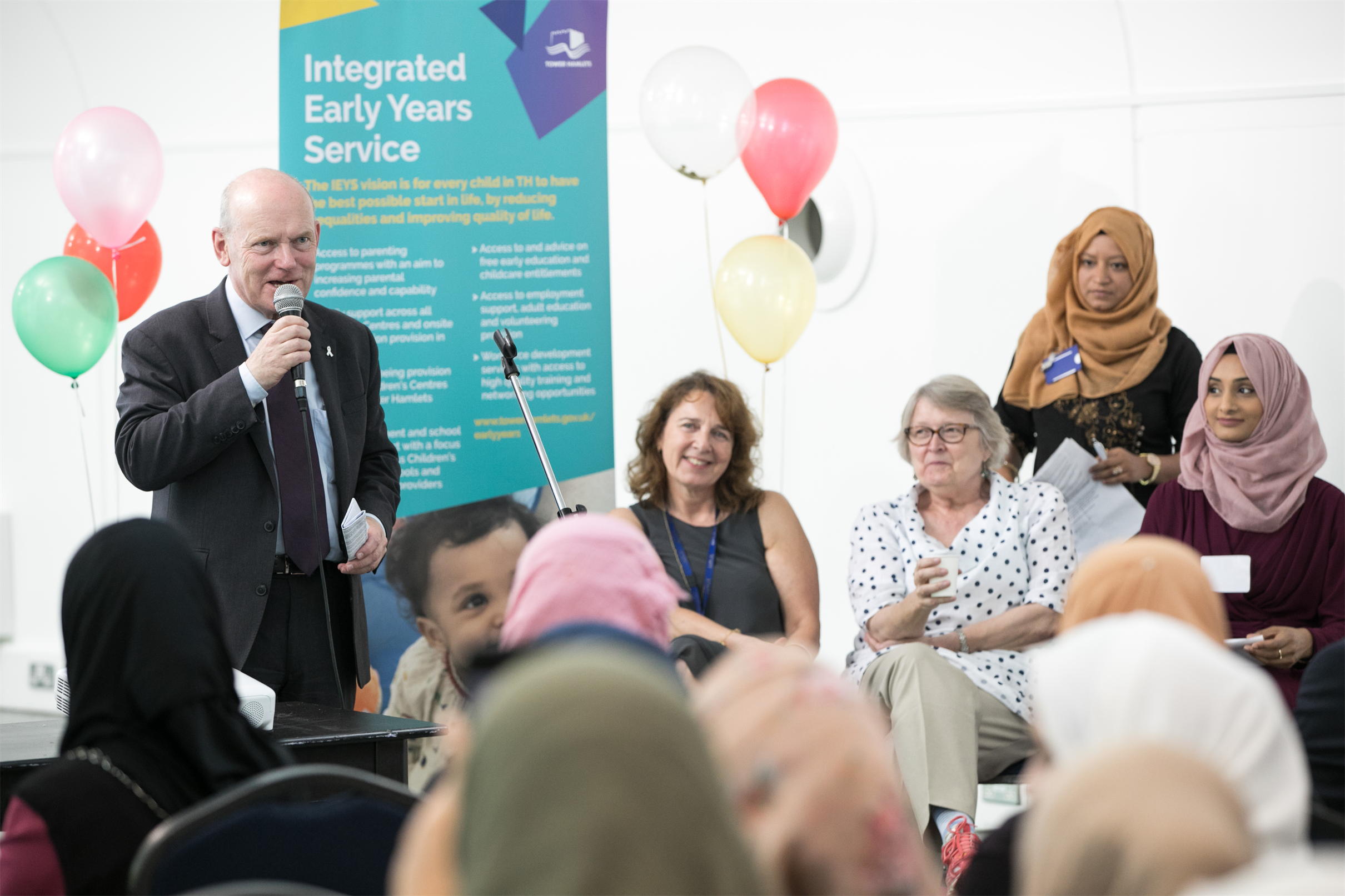 Childrens Centre Awards -22 mayor John Biggs