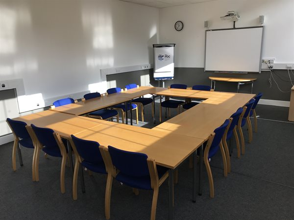 room 106 - conference boardroom