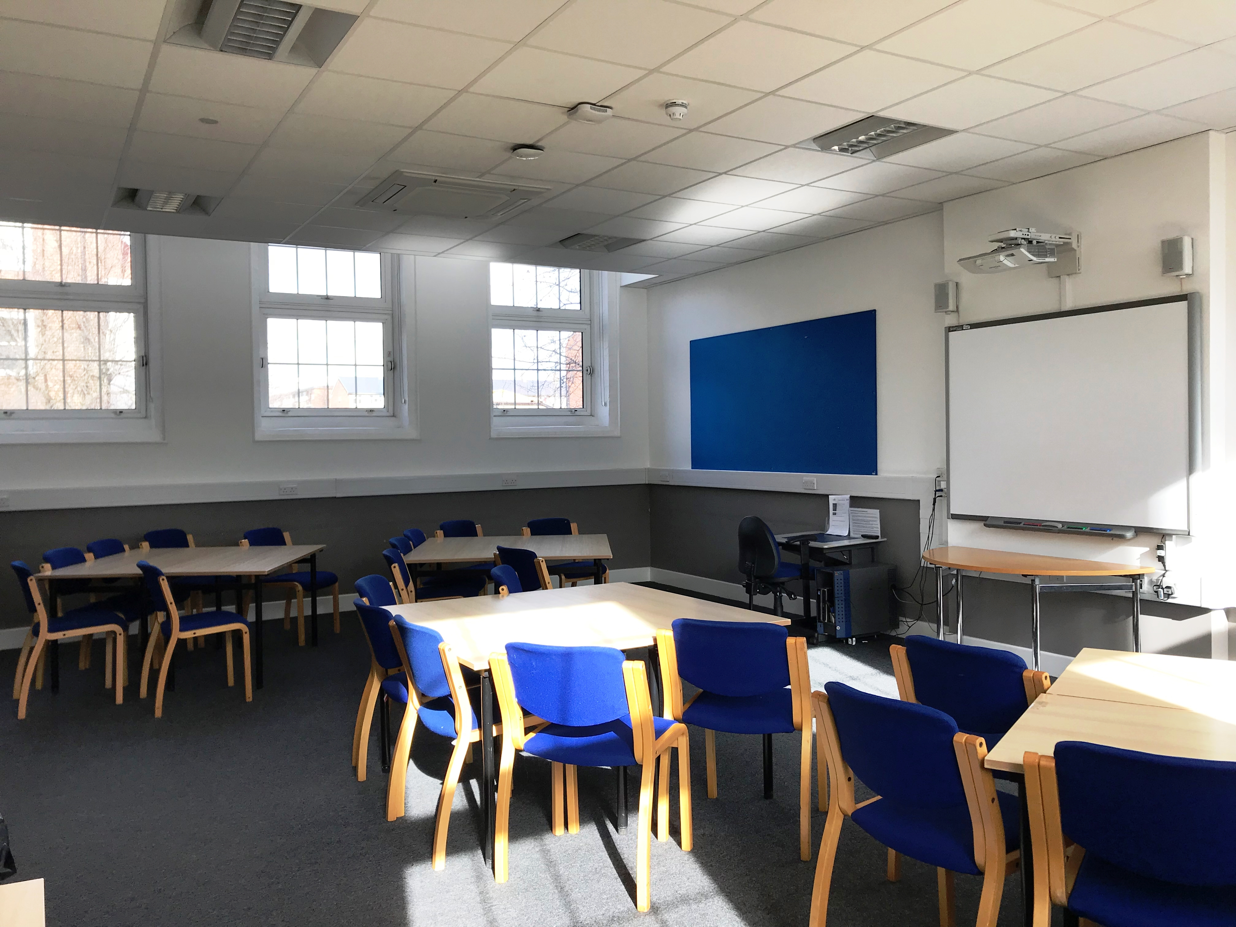 room 107 - classroom two