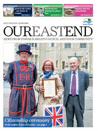 East End Cover Image June 2019