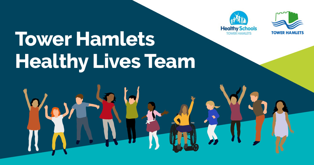 Healthy Lives Team logo and banner