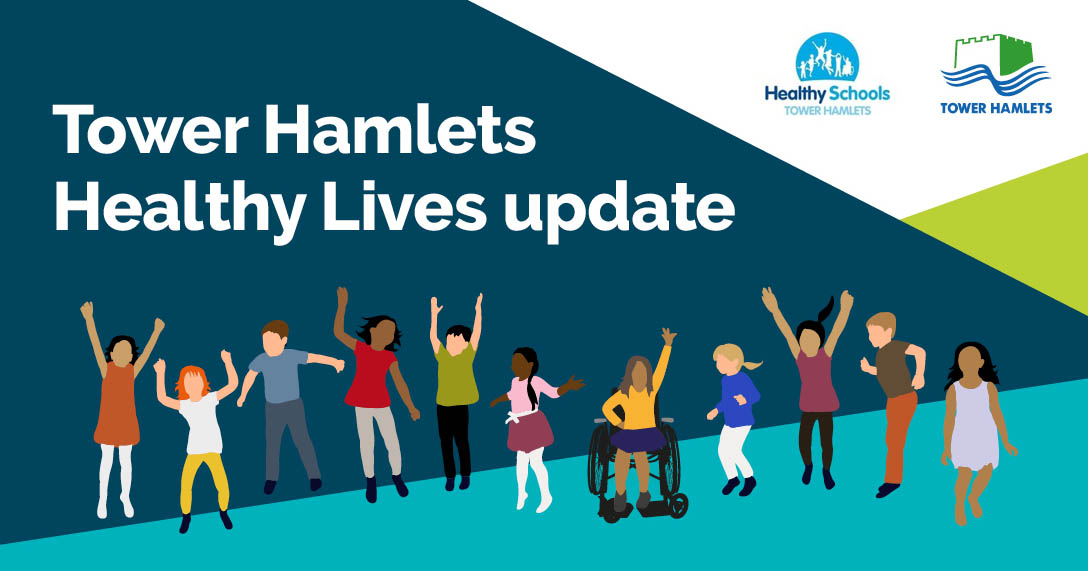 The Healthy Lives Team Banners