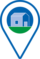 Build Here logo