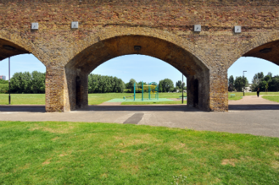 Millwall Park Arches