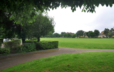 Stepney Green park greens