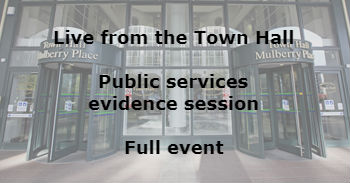 Town Hall session thumb